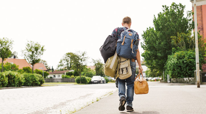 dealing with baggage