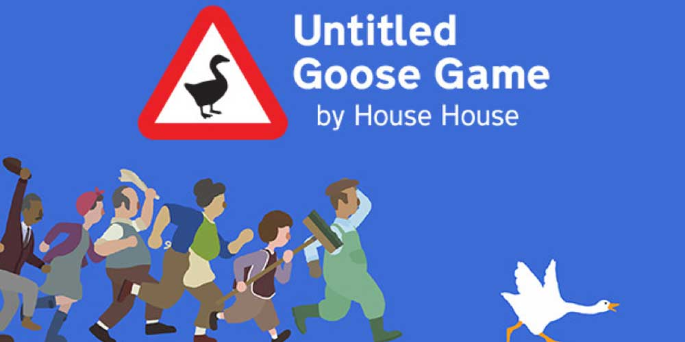 top 5 indie switch games - goose game