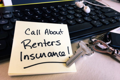 about renter's insurance
