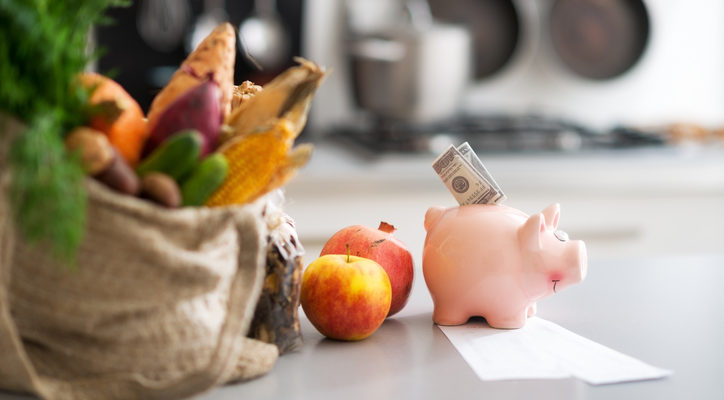 Figuring out your monthly food budget