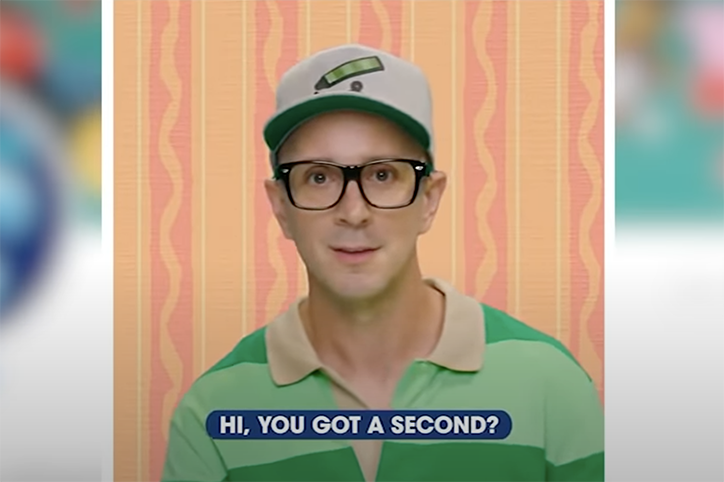 A Letter to Steve from Blue's Clues: Thanks for Everything
