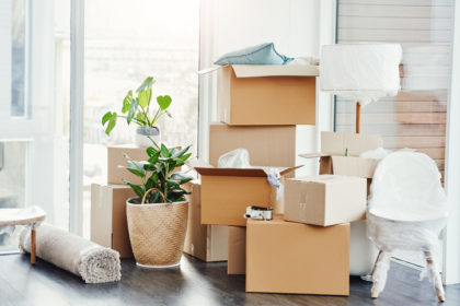 cost of moving out